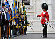 The Prime Minister, HRH Prince Charles and Duchess of Cornwall attend the 65th Anniversary of Japan's WWII surrender...