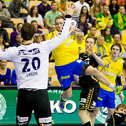 20131012: SLO, Handball - EHF Champions League, RK Celje Pivovarna Lasko vs Rhein-Neckar Lowen