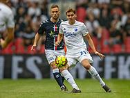 Robert Skov (FC København) under kampen i 3F Superligaen mellem FC København og AGF den 19. juli 2019 i Telia Parken (Foto: Claus Birch).