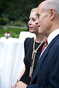 ANN NITZE; WILLIAM NIETZE, Christie's Gala. Casa Austria.  Amadeus Weekend. Salzburg. 22 August 2008.  *** Local Caption *** -DO NOT ARCHIVE-© Copyright Photograph by Dafydd Jones. 248 Clapham Rd. London SW9 0PZ. Tel 0207 820 0771. www.dafjones.com.