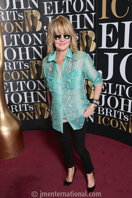 The BRITs Icon 2013 Elton John held at the London Palladium, London.<br /> Monday, 2,9,13 (Photo/John Marshall JME)