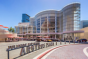 Renee And Henry Segerstrom Concert Hall And Segerstrom Hall At Argyros Plaza In Costa Mesa