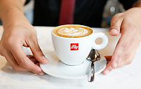 For Illy Caffè.