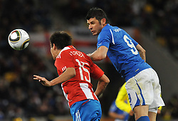 Football - soccer: FIFA World Cup South Africa 2010, Italy (ITA) - Paraguay (PRY), VINCENZO IAQUINTA
