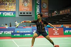 Badminton Championship 27 March 2017