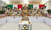 St. Joseph's Altar at St. Jane De Chantal Church in Abita Springs