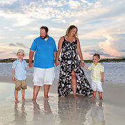 Sims Family Beach Photos