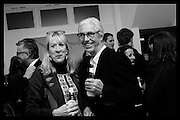 EMMA FOLE; JOHNNY DEWE MATHEWS, Behind the Silence. private view  an exhibition of work by Paul Benney and Simon Edmondson. Serena Morton's Gallery, Ladbroke Grove, W10.  4 November 2015.