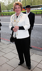 Brenda Blethyn arriving at the Southbank Sky Arts Awards in London, Tuesday, 1st May 2012.  Photo by: Stephen Lock / i-Images