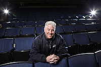 Bill Davidge the voice of the Columbus Blue Jackets.