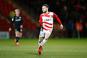 Alfie May of Doncaster Rovers  during the EFL Sky Bet League 1 match between Doncaster Rovers and Barnsley at the Keepmoat Stadium, Doncaster, England on 15 March 2019.