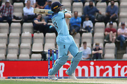 Jos Buttler batting during the ICC Cricket World Cup 2019 warm up match between England and Australia at the Ageas Bowl, Southampton, United Kingdom on 25 May 2019.