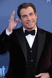 John Travolta  bei der Verleihung der 22. Critics' Choice Awards in Los Angeles / 111216