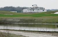 VEENDAM: Uitbreiding GC de Compagnie, van 9  naar 18 holes met een nieuw clubhuis. COPYRIGHT KOEN SUYK