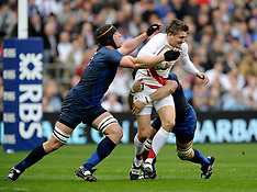 England v France - RBS Six Nations 2009