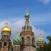 The Church of the Savior on Blood or the Church of the Savior on Spilled Blood is a Russian Orthodox church in St. Petersburg, Russia.  The church was dedicated to Emperor Alexander II who was assassinated on the site.