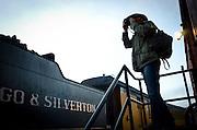 Photographer David Alan Harvey captures the magic of the Train Depot.