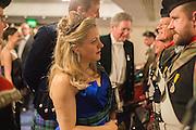 MRS. HOUSTON MORRIS; , The Royal Caledonian Ball 2015. Grosvenor House. Park Lane, London. 1 May 2015.