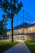 Fala Park in Wolzstyn - PL Architekci