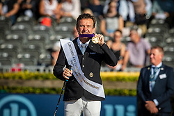 Gold medal, Individual Grade II, Puch Peppo, AUT<br /> European Championship Para Dressage<br /> Rotterdam 2019<br /> © Hippo Foto - Dirk Caremans