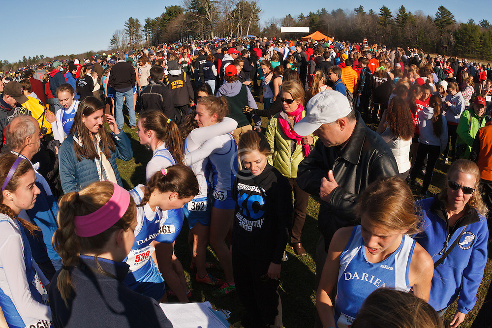 New England High School XC Championship, Darien