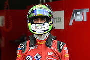 Lucas Di Grassi of Brazil and ABT Shuffler Audi Sport walks to his car to start qualifying session during Round 10, Formula E, Battersea Park, London, United Kingdom on 3 July 2016. Photo by Martin Cole.