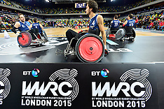 2015 BT World Wheelchair Rugby Challenge, Great Britain