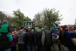 CZECH REPUBLIC VYSOCINA NEDVEZI 4MAY19 - Tractor festival in the village of Nedvezi, Vysocina, Czech Republic.<br /> <br /> <br /> <br /> jre/Photo by Jiri Rezac<br /> <br /> <br /> <br /> © Jiri Rezac 2019
