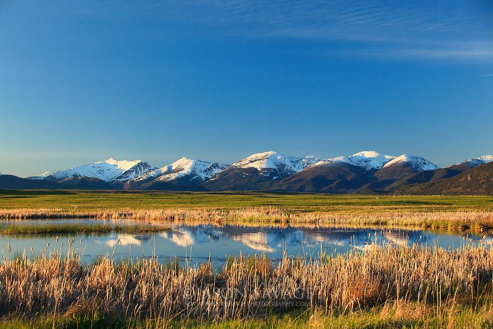 Ovanda Valley, Montana