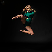 UVU Spirit Squad dancers individual and group photos- promo shots on the campus of Utah Valley University in Orem, Utah, Tuesday Oct 16, 2018. (August Miller, UVU Marketing)