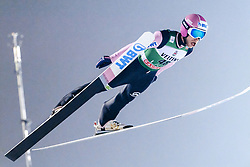February 8, 2019 - Lahti, Finland - Roman Koudelka competes during FIS Ski Jumping World Cup Large Hill Individual Qualification at Lahti Ski Games in Lahti, Finland on 8 February 2019. (Credit Image: © Antti Yrjonen/NurPhoto via ZUMA Press)