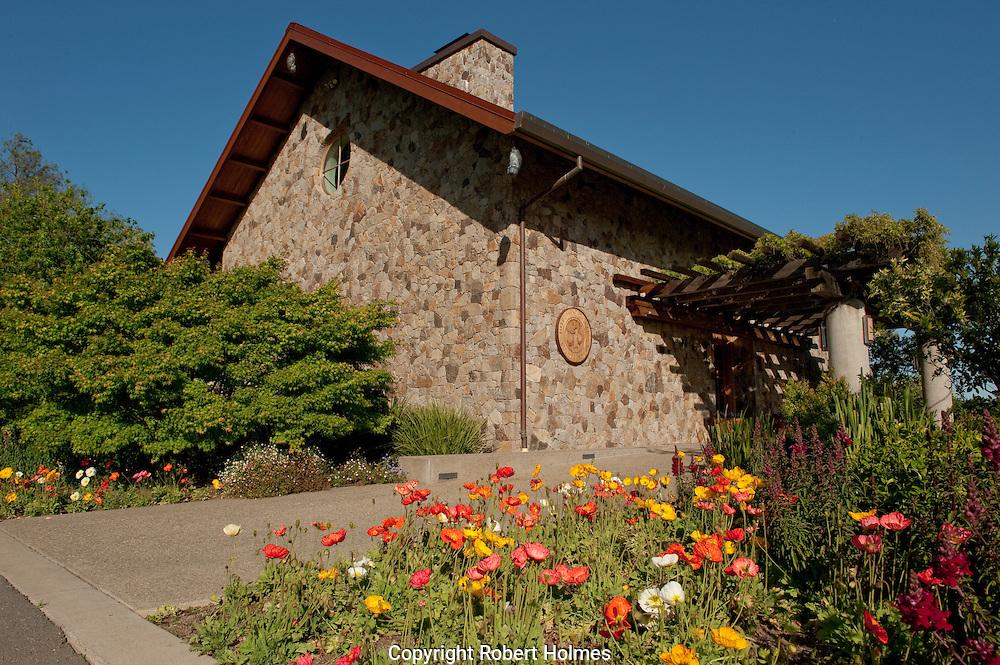 Heitz Cellars, Napa Valley, California