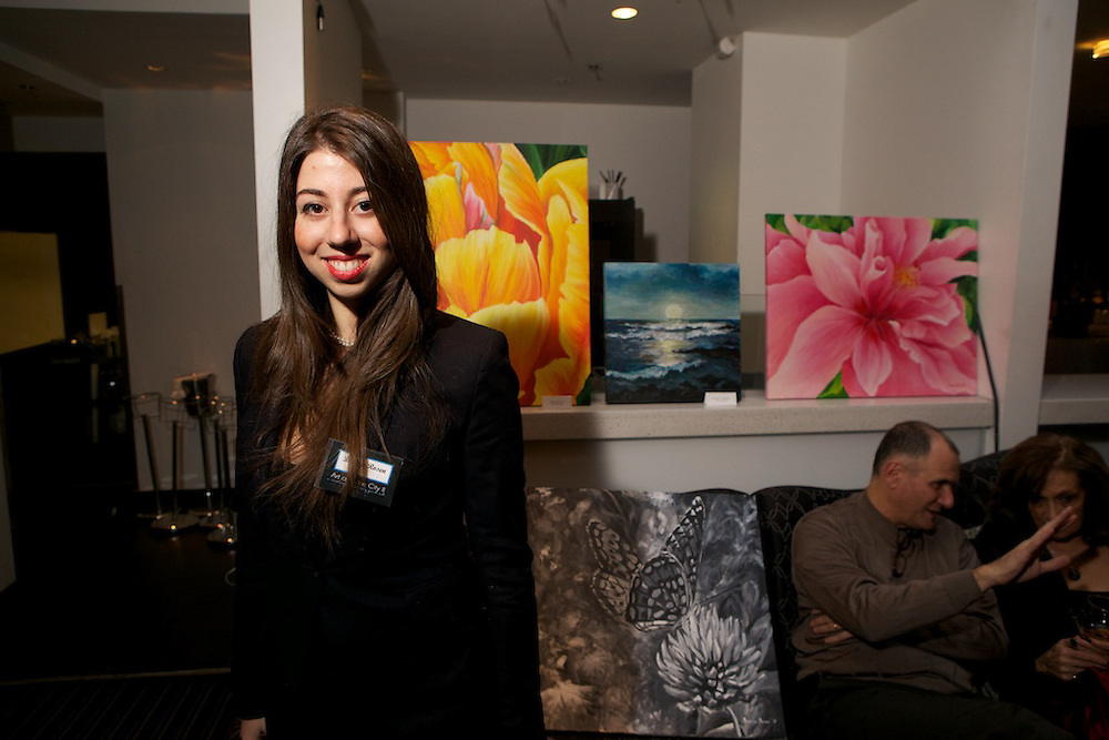 """The Bronfman Israel Experience Center invites you to an artistic showcase of young talent in Montreal ..Join us for an evening of art, class, and sophistication at Koko Restaurant & Bar, as young Jewish Montrealers show off masterpieces of all kinds...The Bronfman Israel Experience Center is holding, """"Art and the City II: a Vernissage Showcasing Jewish Art"""", to showcase young Jewish artistic talents. There are 25 talented individuals, painters, photographers, writers, designers, and sculptors, who will transform Koko Restaurant & Bar, into their very own modern art display. Each artist will have the opportunity to exhibit two pieces of their work. ..The event will take place on Sunday, January 23, 2011 at 8 PM. Tickets for this inspiring and stimulating event will cost $15 and provide each guest with a complimentary beverage. The organizers have worked many hours to create the perfect atmosphere to display these artists' masterpieces. ..The opportunities for young adults to display the art that they constantly produce are far and wide. Therefore, the Bronfman Israel Experience Center decided to continue their annual event, after the success of last year's vernissage, showcasing the artistic endeavors of young and creative individuals. They have also sought out the perfect venue, Koko Restaurant & Bar (8 Sherbrooke Street West), which is a true representation of class, modernity, and sophistication, thus depicting the theme of this event to a tee. ..The Bronfman Israel Experience's mission is to connect youth and young adults to their Jewish identity through meaningful and engaging Israel experience programs and informal Jewish education. This vernissage is the ideal event to attract those that are unaffiliated with the Jewish community and seek to interact with people who share common interests and hobbies. All are invited to attend this event, young and old, Jewish or non-Jewish. ..This night is an expression of artistic talent that is rarely showcased in Montreal."""
