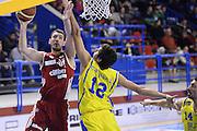 DESCRIZIONE : Porto San Giorgio Lega serie A 2013/14  Sutor Montegranaro Varese<br /> GIOCATORE : Marko Scekic<br /> CATEGORIA : tiro<br /> SQUADRA : Pallacanestro Varese<br /> EVENTO : Campionato Lega Serie A 2013-2014<br /> GARA : Sutor Montegranaro Pallacanestro Varese<br /> DATA : 23/11/2013<br /> SPORT : Pallacanestro<br /> AUTORE : Agenzia Ciamillo-Castoria/M.Greco<br /> Galleria : Lega Seria A 2013-2014<br /> Fotonotizia : Porto San Giorgio  Lega serie A 2013/14 Sutor Montegranaro Varese<br /> Predefinita :