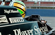 HISTORIC F1 SILVERSTONE 1994