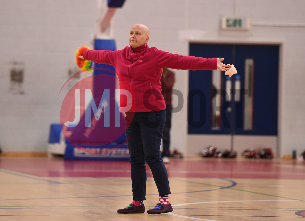 - Photo mandatory by-line: Joe Meredith/JMP - Mobile: 07966 386802 - 10/10/2015 - BASKETBALL - SGS Wise Arena - Bristol, England - Bristol Flyers v Newcastle Eagles - British Basketball League