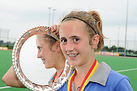hockey, seizoen 2010-2011, 05-06-2011, leusden, finale shell landskampioenschappen C-jeugd, prijsuitreiking