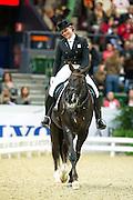 Anna Kasprzak - Donnperignon<br /> Reem Acra FEI World Cup Final 2013<br /> © DigiShots