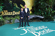 The Jungle Book - European film premiere