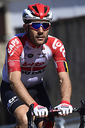March 15, 2019 - Brignoles, France - BRIGNOLES, FRANCE - MARCH 15 : MONFORT Maxime (BEL) of LOTTO SOUDAL pictured during stage 6 of the 2019 Paris - Nice cycling race with start in Peynier and finish in Brignoles  (176,5 km) on March 15, 2019 in Brignoles, France. (Credit Image: © Panoramic via ZUMA Press)