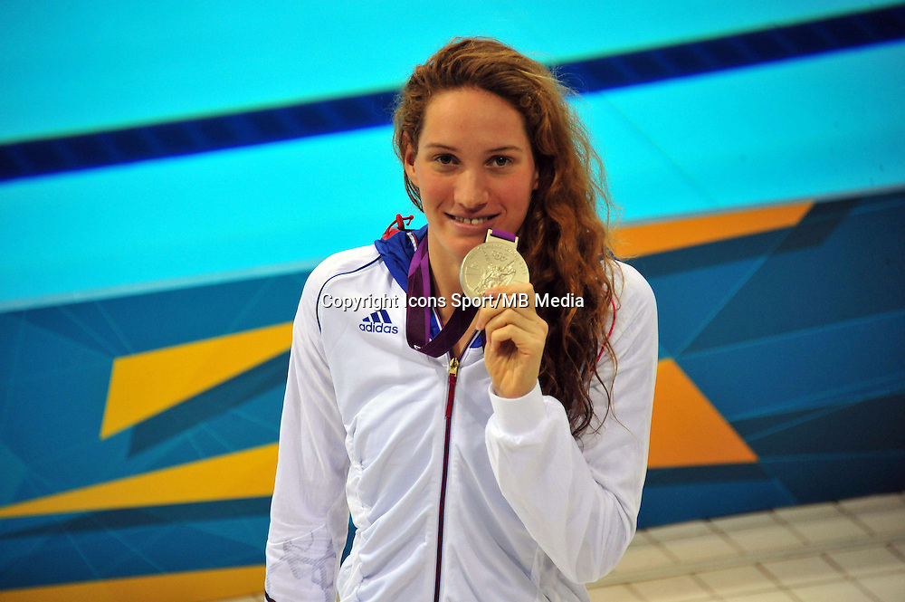 Camille MUFFAT - 200m nage libre - 31.07.2012 - Natation - Jeux Olympiques Londres 2012<br />
