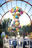 Chihuly Gala Food Decor