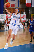 DESCRIZIONE : Bormio Torneo Internazionale Femminile Olga De Marzi Gola Italia Grecia <br /> GIOCATORE : Simona Ballardini <br /> SQUADRA : Nazionale Italia Donne Italy <br /> EVENTO : Torneo Internazionale Femminile Olga De Marzi Gola <br /> GARA : Italia Grecia Italy Greece <br /> DATA : 24/07/2008 <br /> CATEGORIA : Tiro <br /> SPORT : Pallacanestro <br /> AUTORE : Agenzia Ciamillo-Castoria/S.Silvestri Galleria : Fip Nazionali 2008 <br /> Fotonotizia : Bormio Torneo Internazionale Femminile Olga De Marzi Gola Italia Grecia <br /> Predefinita :