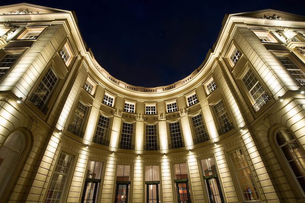 Foto: Gerrit de Heus. Den Haag. 27-10-2015. De Koninklijke Schouwburg.
