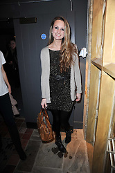 BRYONY DANIELS university friend of Kate Middleton at the launch party for the new nightclub Public at 533 Kings Road, London on 2nd December 2010.