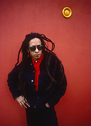 Don Letts BAD 1986 photosession
