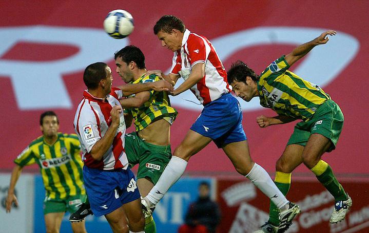 18/10/08 FUTBOL 2A GIRONA CF vs REAL SOCIEDAD MONTILIVI GIRONA