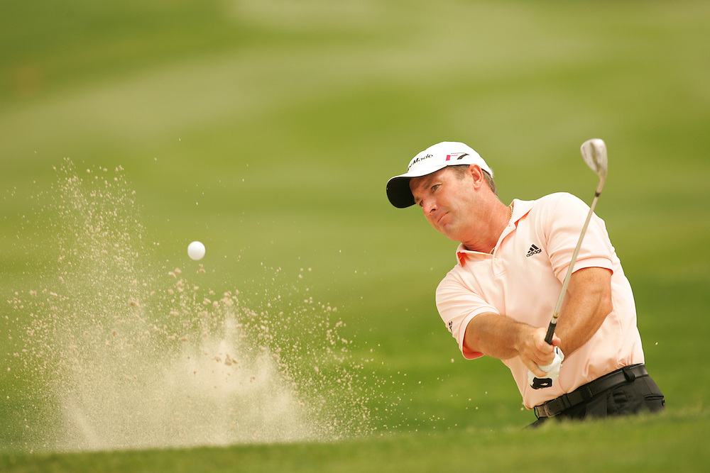 Peter Lonard.2005 EDS Byron nelson Championship.First Round.TPC at Las Colinas.Four Seasons Resort & Club.Irving, TX.Thursday, May 12 2005.photograph by Darren Carroll.05-12-05...