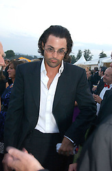 LUCAS WHITE  at the Cowdray Gold Cup Golden Jubilee Ball held at Cowdray Park Polo Club, on 21st July 2006.<br /><br />NON EXCLUSIVE - WORLD RIGHTS