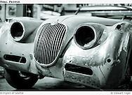 Metalwork Jaguar XK150 Drop Head Coupe